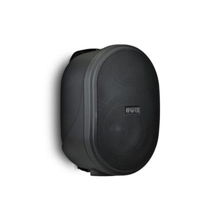 APART AUDIO OVO5T korpusinė garso kolonėlė (juoda)