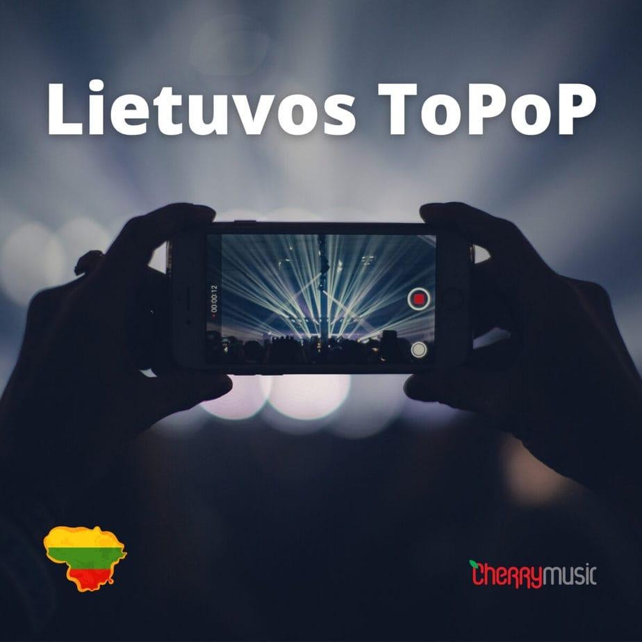 Lietuvos ToPoP grojaraštis