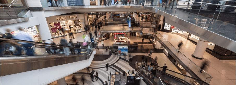muzika prekybos centrams