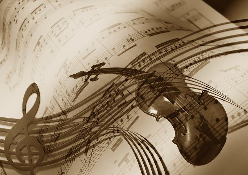 muzikos industrija