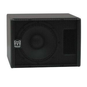 Martin Audio SX110 žemų dažnių garsiakalbis (juodas)